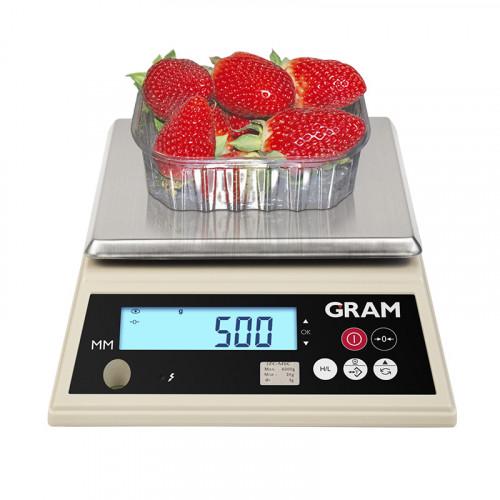 balanza compacta GRAM MM