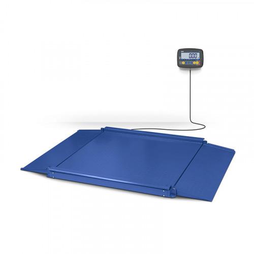 plataforma para pesar palets