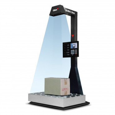 Qubic One volume scale